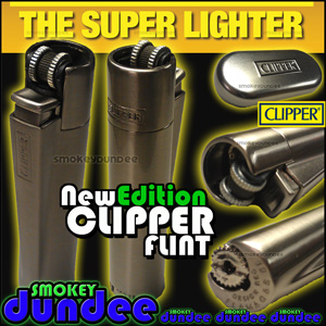 Clipper Metal Brushed