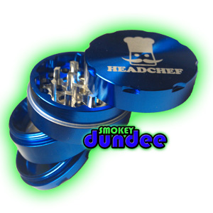Blue head chef grinder 50mm