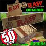 RAW organic 110mm box