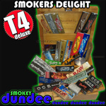 Wolf T4 smokers delight Rolling box
