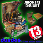 t3 deluxe smokers delight